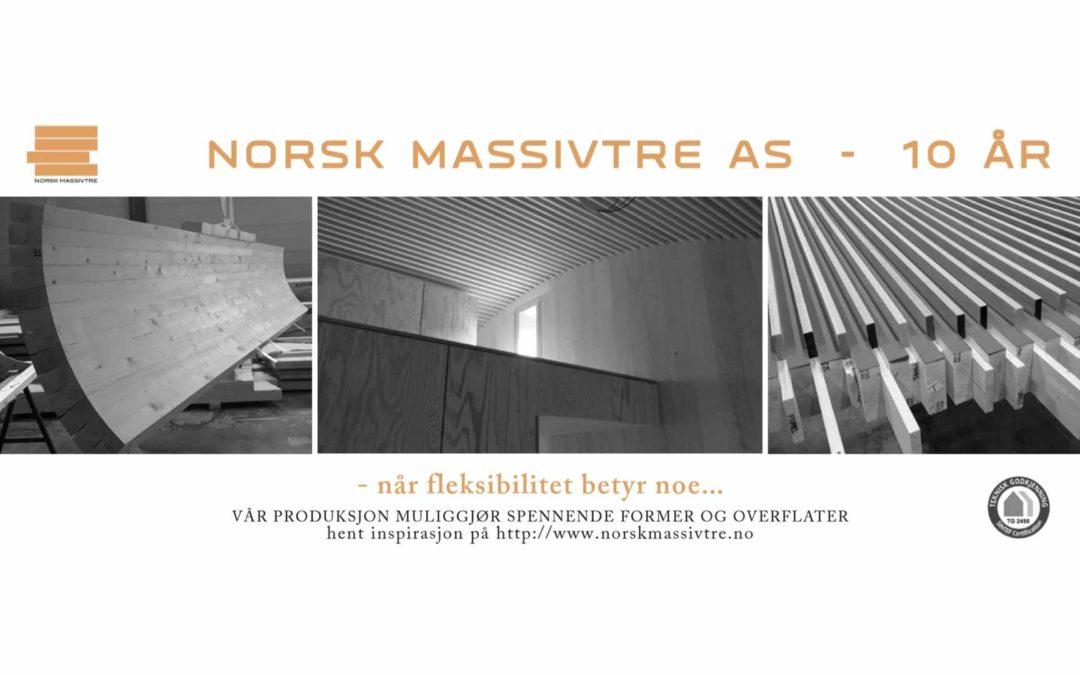 norsk massivtre 10 år